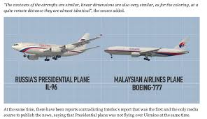 Putins Plane